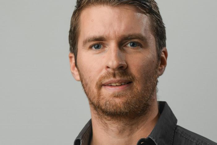 Erik Arnelöf. Foto: Bo Söderström.